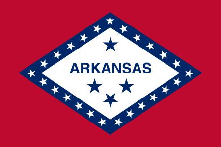 Flag of Arkansas