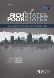 Rich States, Poor States: 12th Edition